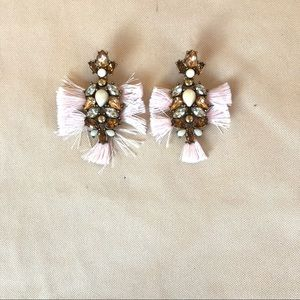 Buy two, get one FREE: STATEMENT DANGLING EARRINGS